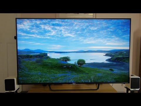 Sony KD-65X8505C 4K UHD TV Review