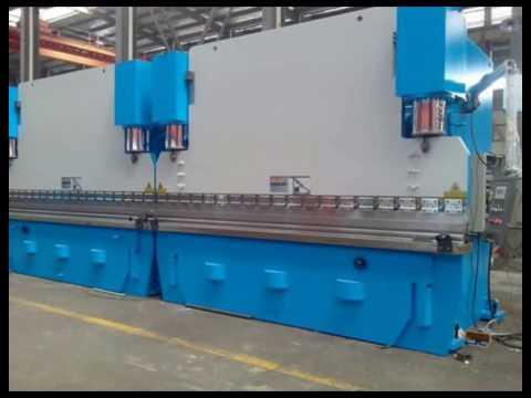 Top Quality CNC Hydraulic Press Brake Machine
