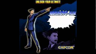 phoenix wright theme umvc3 the one actually in the game