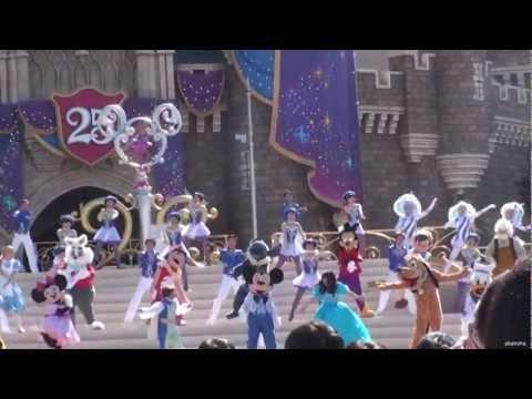[HD] Tokyo Disneyland - Dreams Within 2009