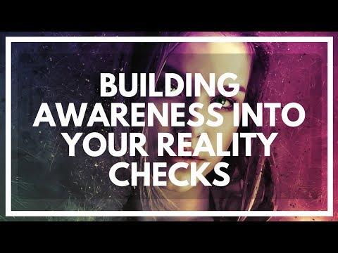 Raise Your Awareness - Lucid Reality Checks - HowToLucid.com
