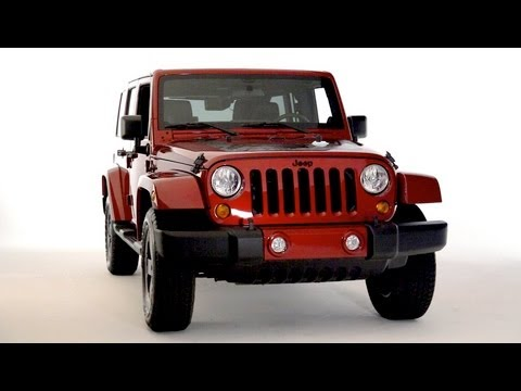 2012 Jeep Wrangler Unlimited Altitude - Wide Open Throttle Episode 19