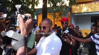 Diamond Platnumz atua BASATA/ Wapanga kukutana na Rich Mavoko kwa mazungumzo njuu yake na Wasafi