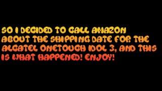 Amazon Customer service! Enjoy