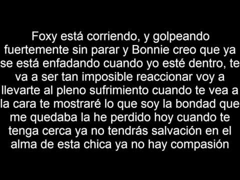 CHICA'S SONG - iTownGamePlay - Letra