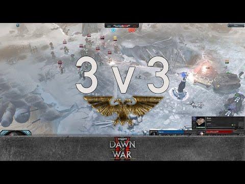 Dawn of War 2 - Faction Wars 2016 | Space Marines v Ordo Malleus