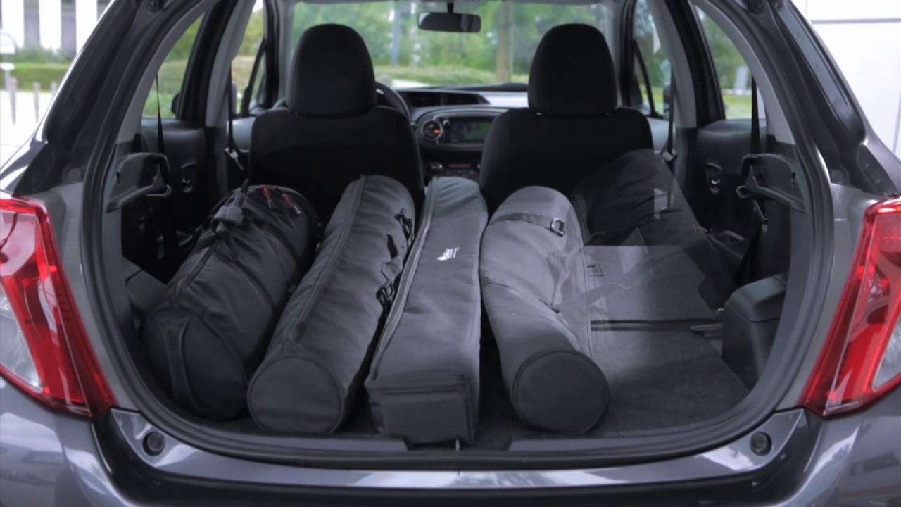 Toyota Yaris Impressionen Innenraum 2 1080p Hd Youtube