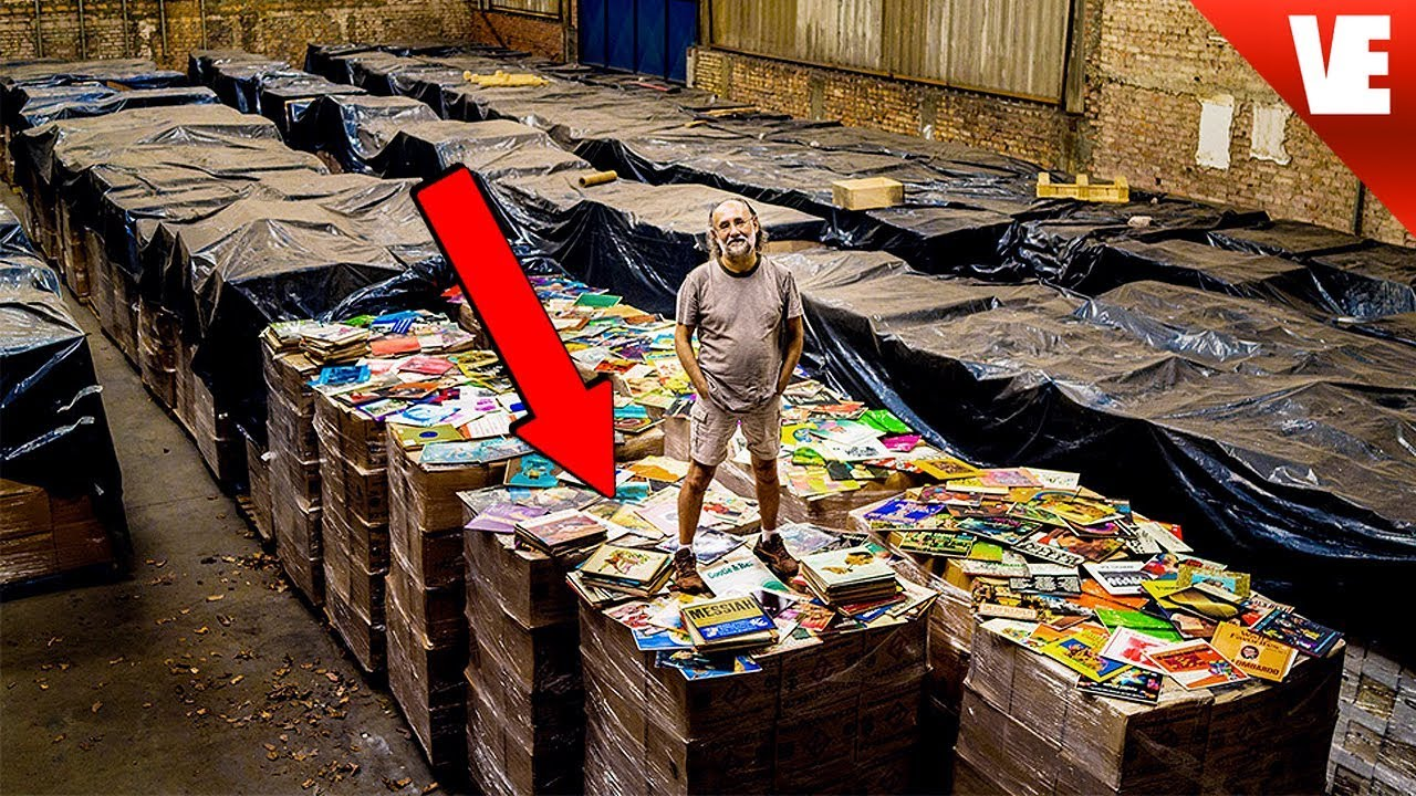 Biggest Record Collection Ever Youtube