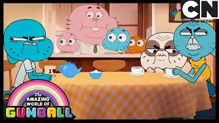 Nicole Fights With Her Parents | The Parents | Gumball | Cartoon Network