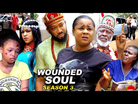 WOUNDED SOUL SEASON 3 (Trending New Movie )Fredrick Leonard 2021 Latest Nigerian Nollywood  Movie
