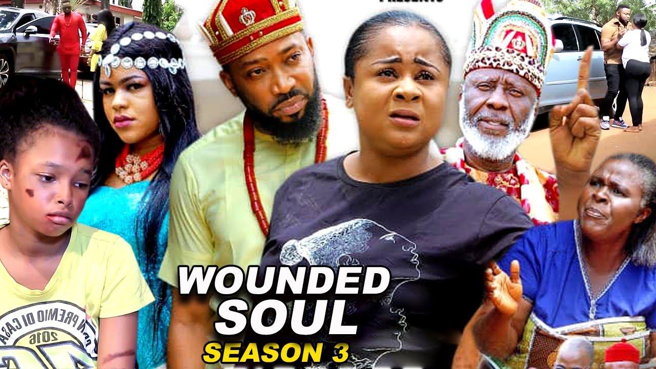 Download WOUNDED SOUL SEASON 3 (Trending New Movie )Fredrick Leonard 2021 Latest Nigerian Nollywood  Movie