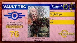 Let's Play Fallout 76   Single Player #65 Am Erkundungslager Alpha