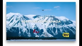 Best Buy Canada uses drones to film five great Canadians in awesome places