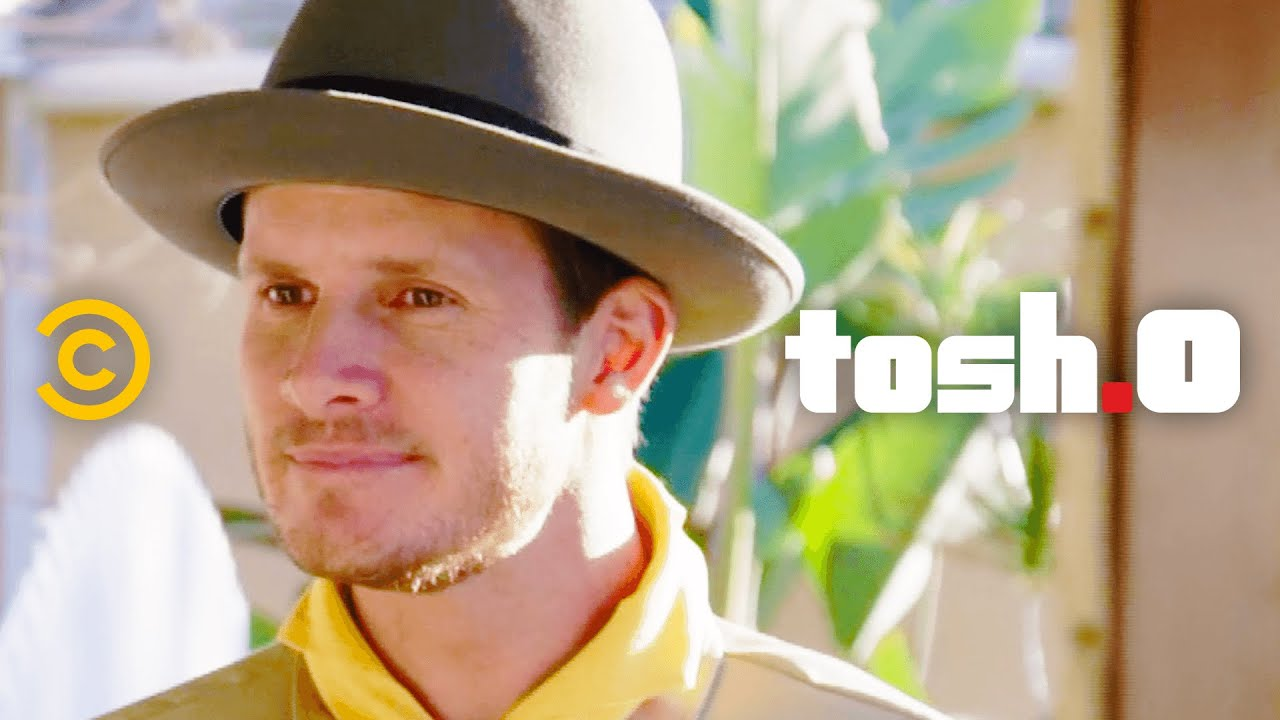 Fedora Hero - CeWEBrity Profile - Tosh.0