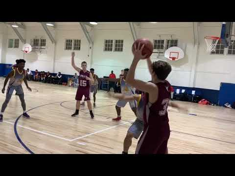 Star Christian Academy basketball game versus Iron Academy