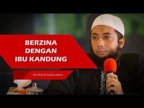 Berzina Dengan Ibu Kandung - Ceramah Ustadz Khalid Basalamah Terbaru