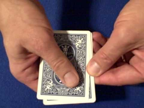 Wanna Bet - Card Trick Revealed