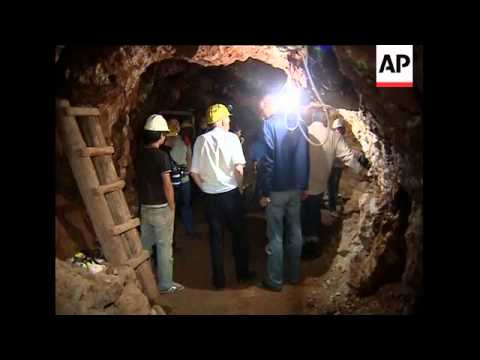 Unearthing The World's Oldest Gold Mine