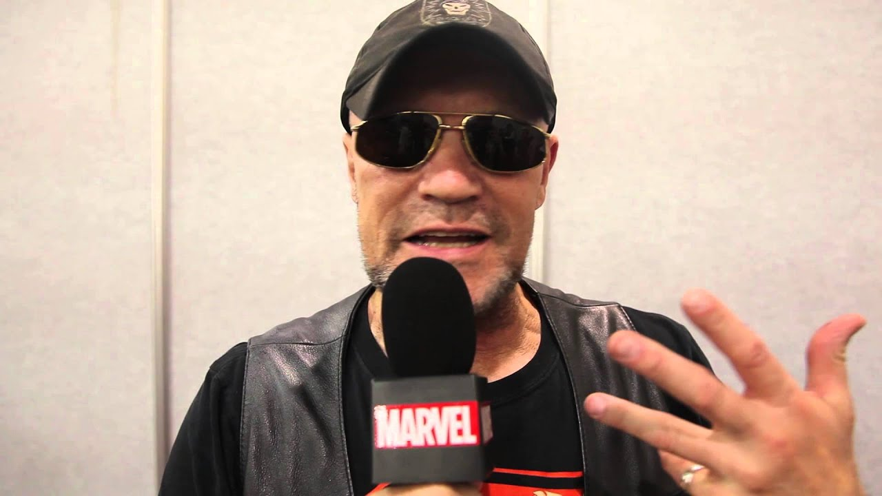 Marvel's Guardians of the Galaxy - Michael Rooker at Wizard World Philadelphia