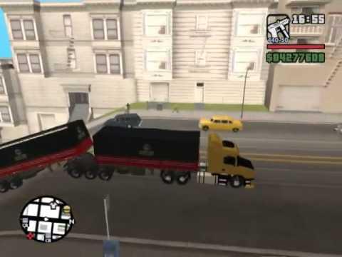 Gta San : รถบรรทุก