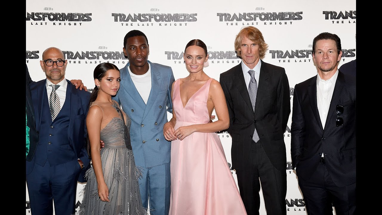 Transformers  The Last Knight Global Premiere Red Carpet