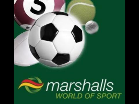 World of sport betting marshall sampdoria vs lazio betting preview goal