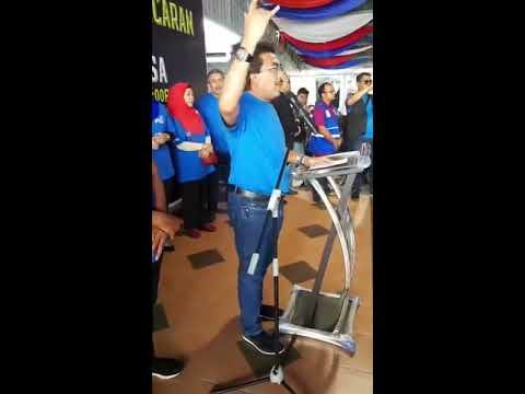 Dato Jo jawab isu Kelab Aku Budak ChowKit (KABCK)