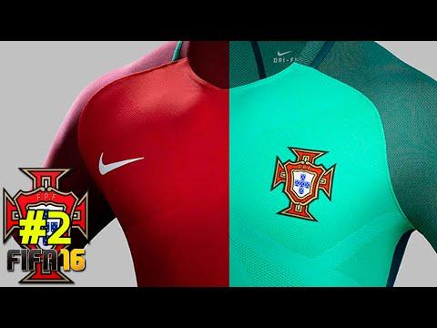 PORTUGAL PREPARAÇÃO EURO 2016 #2 | EQUIPAS DE INSCRITOS