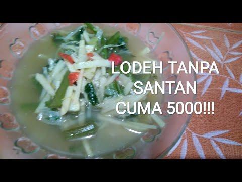 Sayur Lodeh Sehat Tanpa Santan Resep Masakan Indonesia Rumahan