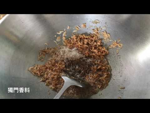 一天只做60個,陳其邁最愛吃的碗粿--大樹龍目龍安宮前的龍目早餐店