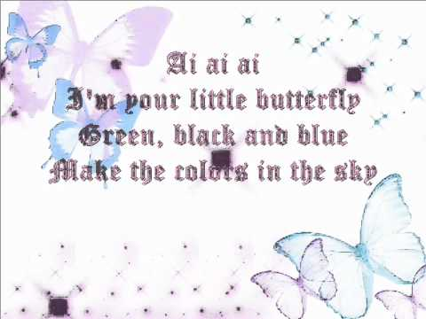 Smile.dk - Butterfly with lyrics