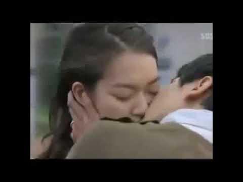 Shin min ah (my girlfriend gumiho) romantic kees