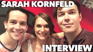 Sarah Kornfeld, Interview (Like a Bat Out Of Hell!)