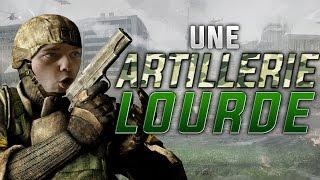 UNE ARTILLERIE LOURDE - FIFA15