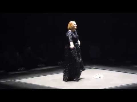 "Adele - ""Someone Like You"", Verizon Center, Washington DC 10/10/16"