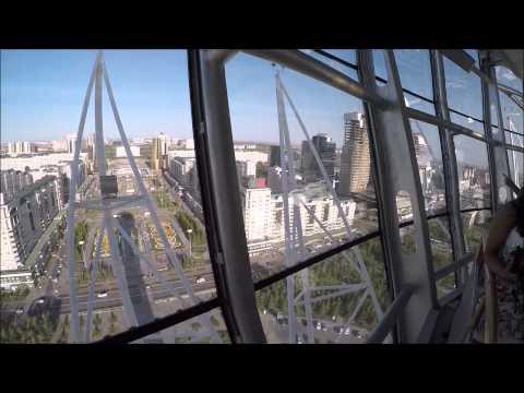 Big Trip part 7 - Urumqi to Astana
