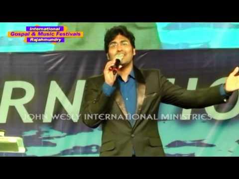 Bangaram Christian song By Paul Emmanuel & Team at int Gospel & Music Festivels.