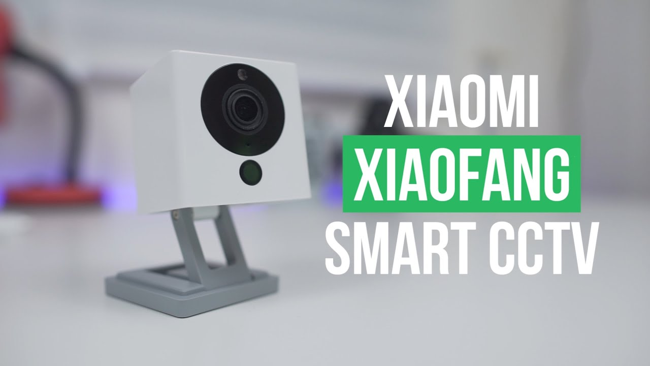 KECIL-KECIL CABE RAWIT! Xiaomi Xiaofang Smart CCTV  Unboxing+Review![GIVEAWAY CLOSED]