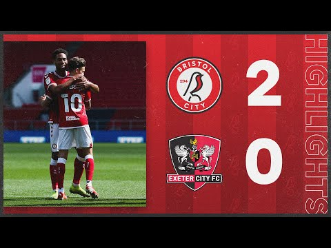 Bristol City Exeter City Goals And Highlights