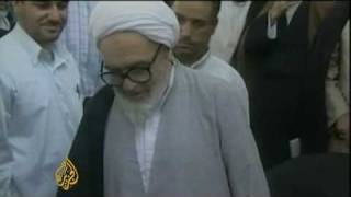 Iran mourns Montazeri death - 21 Dec 09