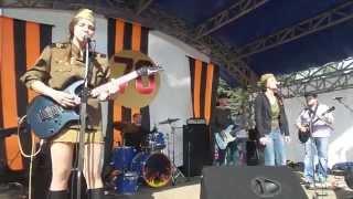 Чичерина & Евгеника - Мой рок-н-ролл  720p.