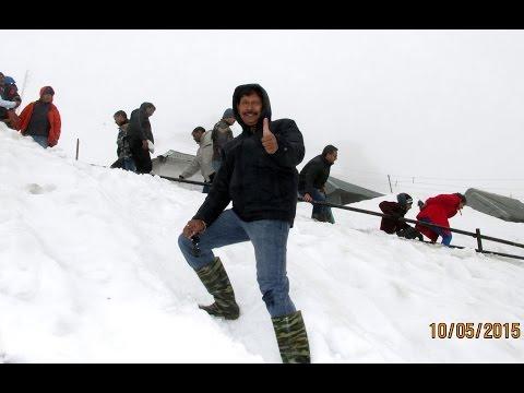 Nathula Pass : Adventurous journey from Gangtok to Nathula Pass in summer(May)