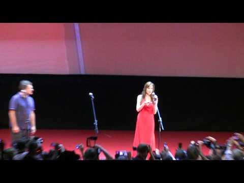 Angelina Jolie SALT Premiere Moscow Russia HD