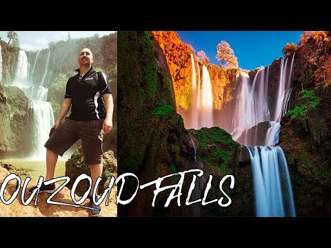 Ouzoud Falls - Day Trip to Tallest Waterfalls in North Africa