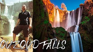 Ouzoud Falls - Day Trip to Tallest Waterfalls in North Africa MOROCCO