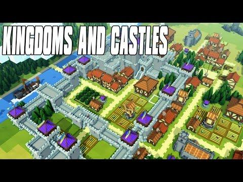 Kingdoms and Castles - Banished/Stronghold Successor Part 1
