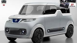 Nissan Teatro for Dayz Concept 2015 Videos