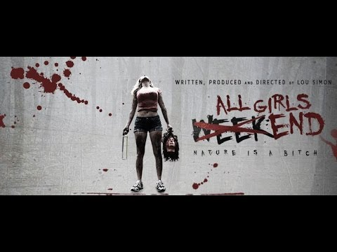 Random Movie Pick - All Girls Weekend (2015) Official Trailer YouTube Trailer