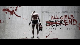 All Girls Weekend (2015) Official Trailer