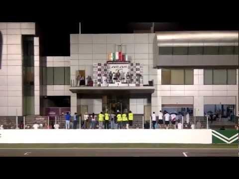 Indonesia Raya berkumandang di Losail Circuit_Doni Tata Juara LARRS.flv